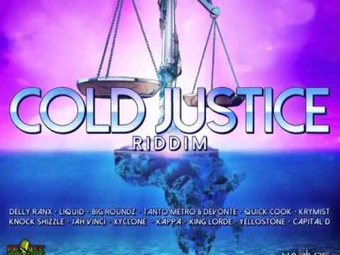 Zj Liquid- Eyes On The Peize - Cold Justice Riddim