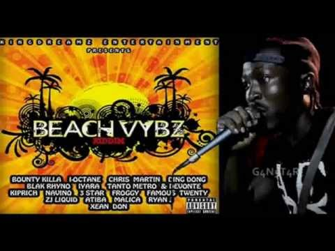 Black Ryno - Holiday - Beach Vybz Riddim - King Dreamz Ent - June 2014
