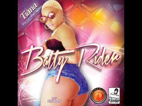 Tiana - Batty Rider [Bike Ryda Riddim] July 2014