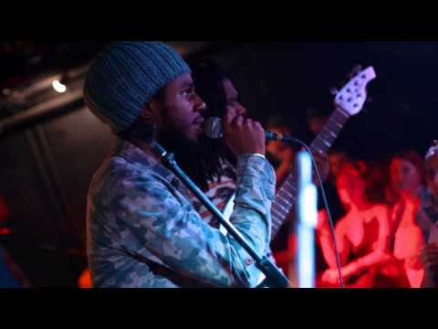 Chronixx - Dread And Terrible VLOG part 4 East Coast USA