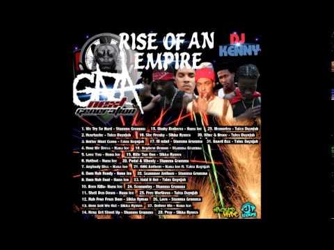 Gaza Next Generation | Rise of an Empire Mixtape by DJ Kenny