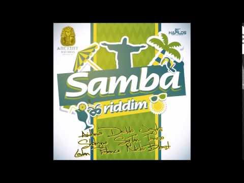 PATIENCE - SAMBA INNA MI YAAD | SAMBA RIDDIM | ANCIENT RECORDS | DANCEHALL | 2014 |