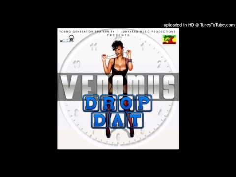 VENOMUS - DROP DAT - Y.G.F. RECORDS & JUNKYARD MUSIC PRODUCTIONS