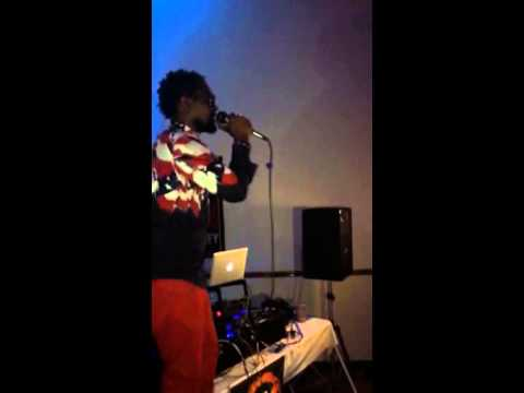 Delly Ranx Performing LIVE @ Sweet Reggae Album Release Par