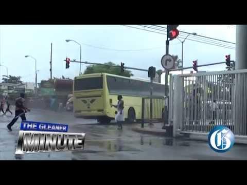 THE GLEANER MINUTE: JTA president-elect barred ... Bus fare hike … Buju Banton's appeal