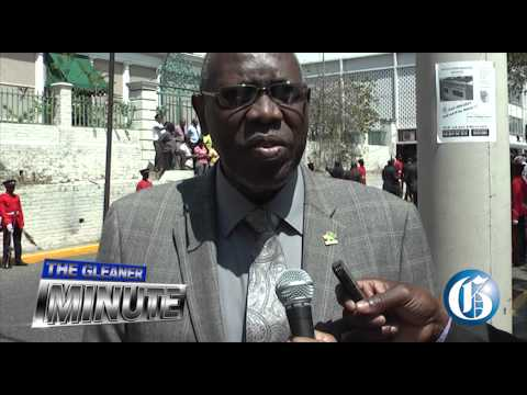 THE GLEANER MINUTE: Cops charged, bail set for $400k ... Ferguson defends ministry