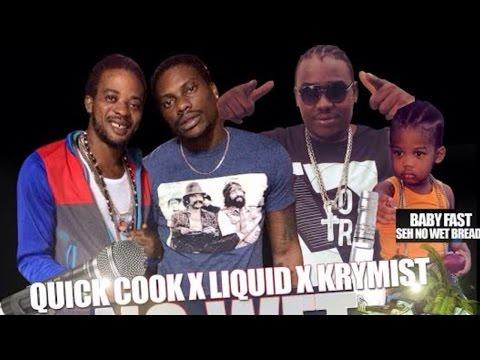 Quick Cook Ft. Zj Liquid & Krymist -  Bread (Watch D Lean) September 2014