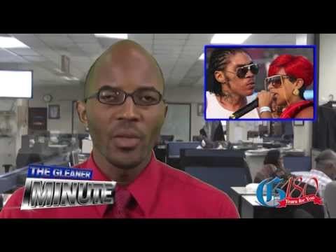GLEANER MINUTE: Trial delayed for Vybz Kartel, Gaza Slim... New look Roger?... Ebola warning