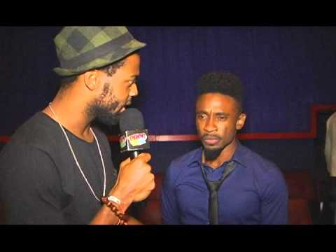 highlights from the premiere of the Jamaican film Destiny + Chris Martin, Konshens