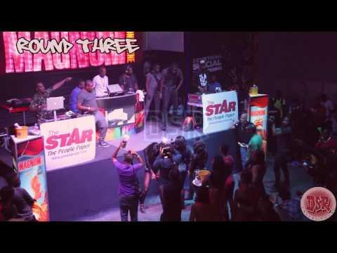 "STAR CelebritY ClasH - 3 ""Skatta Burrell vs Dj Frass"" Famous NightClub DSR UNDERGROUND...2014"