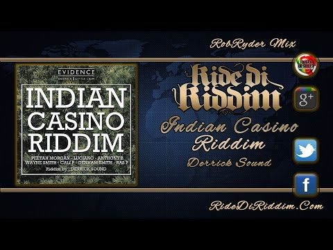 Indian Casino Riddim Mix (November 2014) Derrick Sound / Evidence Music