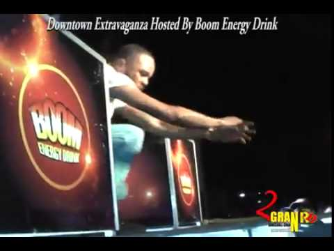 GULLY BOP,BOUNTY KILLER,DING DONG,BUGLE,@ DOWNTOWN CHRISTMAS BASH,JA BOOM ENERGY DRINK