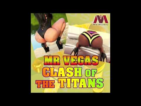 MR VEGAS - CLASH OF THE TITANS - go easy riddim