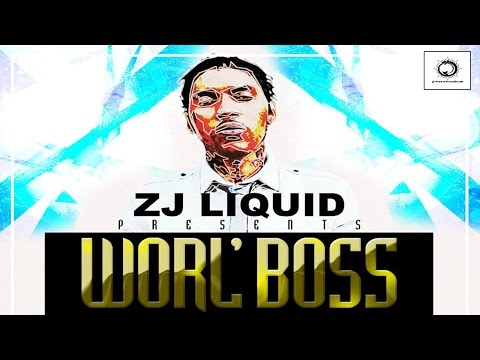 Vybz Kartel - Worl'boss Mixtape   Mixed By Zj Liquid   January 2015