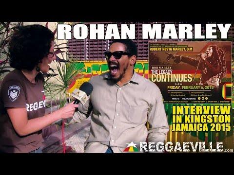 Interview with Rohan Marley @Bob Marley 70th Birthday Celebration in Jamaica [Feb 6th 2015]