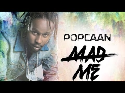 Popcaan - Mad Me (Raw) [Dancehall Sings Riddim] February 2015