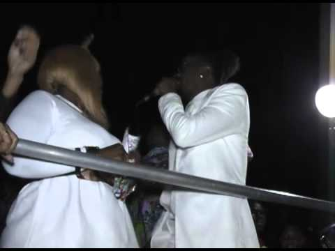 NEW KIDZ BIRTHDAY BASH CLIPS: BEENIE MAN ,DANGEL ,POPCAAN ,PAMPUTAEE ,IYARA