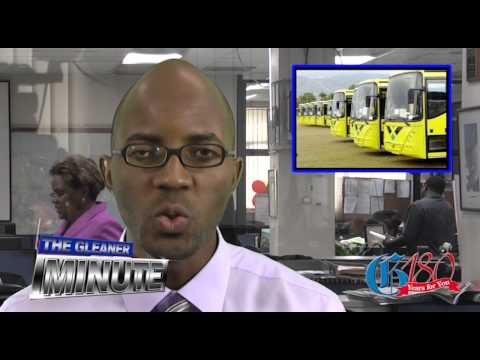 THE GLEANER MINUTE: Falconer defends NHT … Partnership talks threatened … Teachers protest