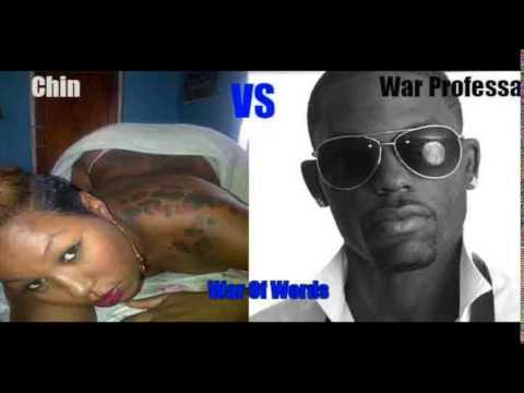 War Professa VS Ms Chin (Gully Bop Woman) Bay Sittin Sittin..Bay Tingz!