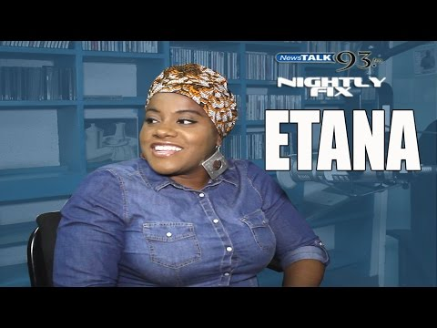 Etana talks recovering from fatigue + difficulties working with 'local' artistes