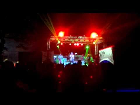 I-wayne in concert Weed festival  Negril 2015 Roots, Rock, Reggae Jamaica