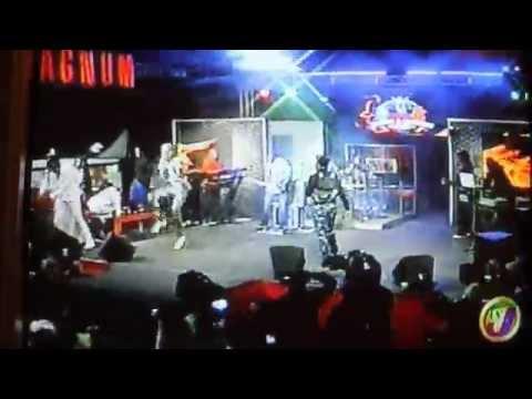 Devin Di DAKTA VS Lava vain CLASH Finals magnum kings and queens of dancehall