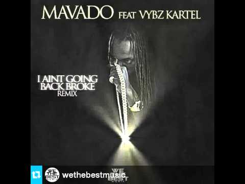 MAVADO - I AIN'T GOING BACK BROKE FT VYBZ KARTEL (REMIX) INSTA PREVIEW