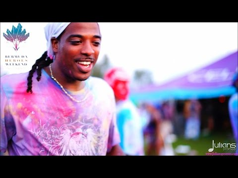 2015 Bermuda Jouvert Highlights - Bermuda Heroes Weekend 6/13/15