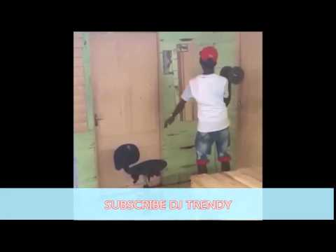 Gully Bop - Lifting Weights Working On Muscles