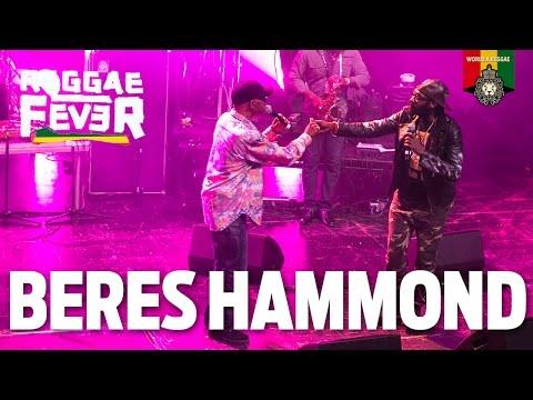 Beres Hammond Live at Reggae Fever Festival 2015