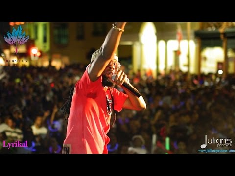 2015 Bermuda Carnival Opening Night Free Concert Highlights  6/12/15