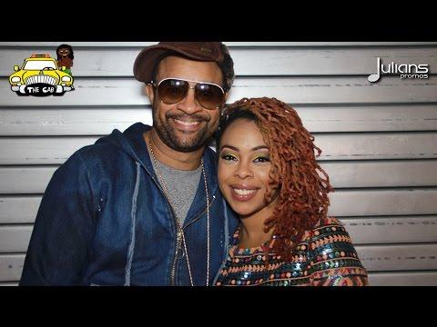 Starlisa w. Shaggy Interview (Caribbean American Buzz E.13) 2014