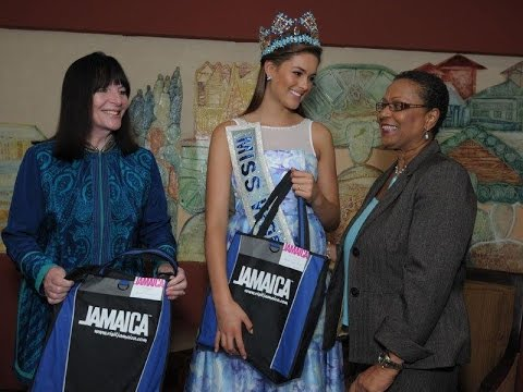 THE GLEANER MINUTE: Warmington strikes again… Miss World in Ja. … Murderer loses