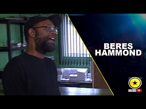 Onstage - A Moment In Time With Beres Hammond