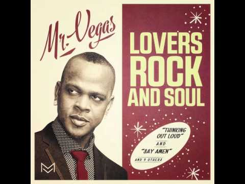 "Mr. Vegas - ""Lovers Rock and Soul"" OFFICIAL Album Mix by DJ Joe Young"