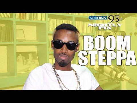 Boom Steppa talks botched EP launch + ghost writing for Bounty Killer @ NightlyFix
