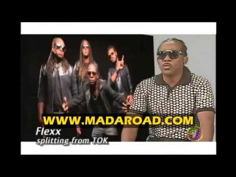 Flexx Talks About Leaving T.O.K, Craigy T And Alex Never Getting Along And Plans For His Solo Career