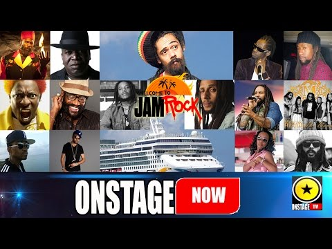 Jamrock Cruise Special Onstage Dec.12 2015 (FULL SHOW)