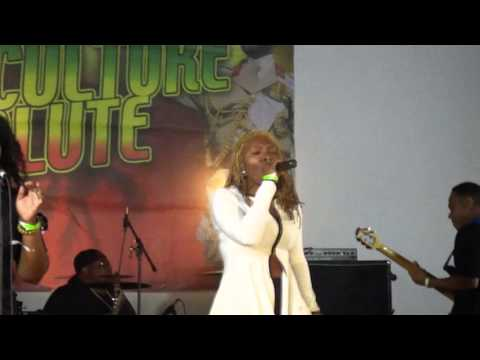 Give My Soul To Jah - Shuga Live CPR Reggae Culture Salute Brooklyn NY Filmed By Cool Breeze