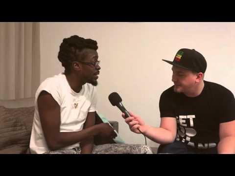 Interview with BEENIE MAN  [HD] [polish subtitles]