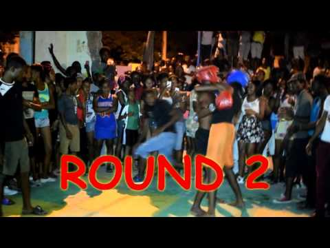 KICK BOXING IN KINGSTON JAMAICA | DEVA MOVEMENT PT.2