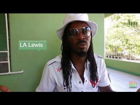 LA Lewis Talks Tanto Blacks, Vybz kartel, Adele Collab etc... in Interview with YARDHYPE
