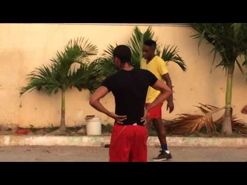 DEXTA DAPS & SHABBA RANKS BROTHER PLAYING BASKET BALL PON DI VIETNAM ENZ VIDEO FACE ISLAND JAMS