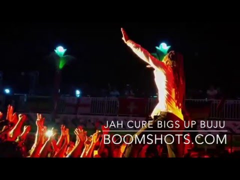 "Jah Cure talks Buju Pon Di Cruise:: ""Freedom is a Must"""