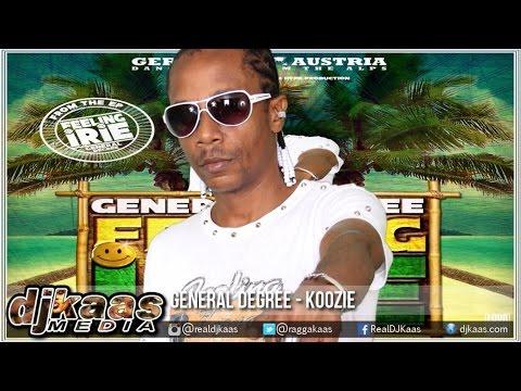 General Degree - Koozie ▶Feeling Irie Reggae EP ▶2015