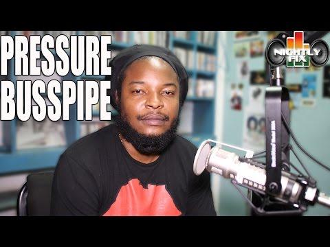 Pressure Busspipe talks re-emergence in music + reggae influence in U.S. Virgin Islands @NightlyFix