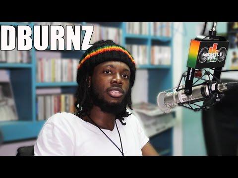 DBurnz talks being an ambassador for the Bob Marley 'One Love Music Festival' @NightlyFix