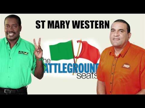 THE BATTLEGROUND SEAT: St Mary Western