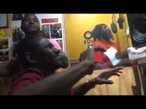 Capleton   voicing  Bad mind a go kill dem  dub  for H G sound  Recorded by Wayne Lonesome