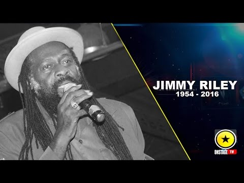 Jimmy Riley As He Was In Last Onstage Interview (1954 - 2016)